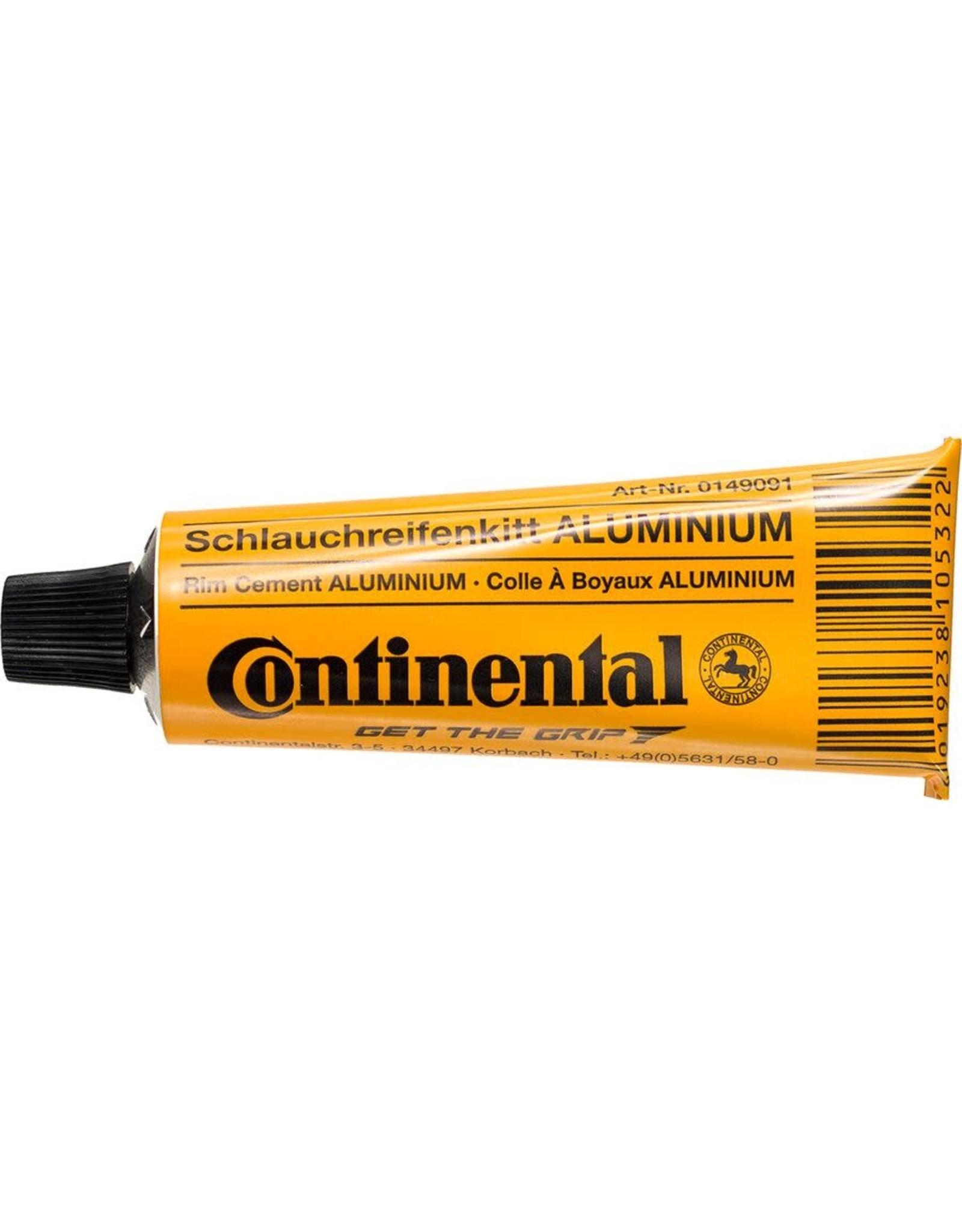 Continental CONTINENTAL, Rim Cement, Aluminum, Tube