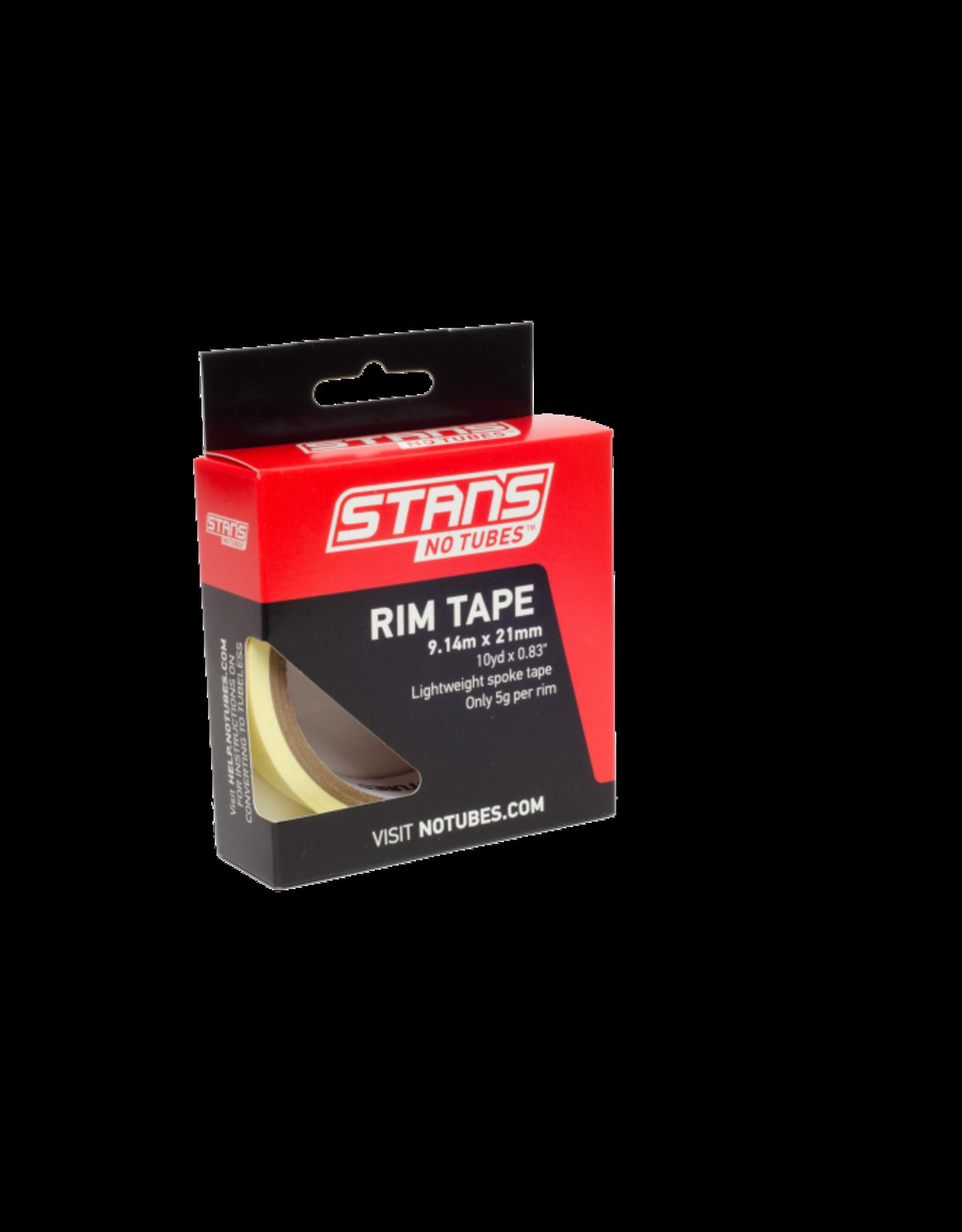 NO TUBES STAN'S, Rim Tape, 21mm