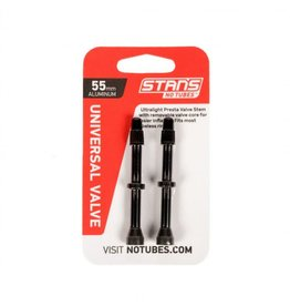 Stans No Tubes STAN'S, Tubeless Valves, Alu, Pair