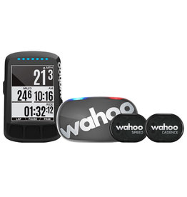 WAHOO Wahoo, ELEMNT BOLT BUNDLE 2 GPS STLTH