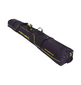 FISHCER, Ski Bag, 5 Pair, 210cm, With Wheels