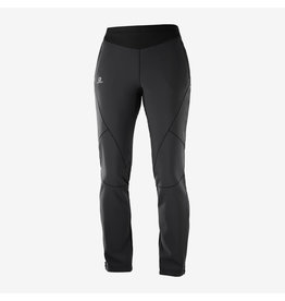 SALOMON '20 SALOMON, Lightning Warm Softshell Pant, Wmn's