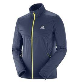 SALOMON SALOMON, Agile warm Softshell, Mens Jacket