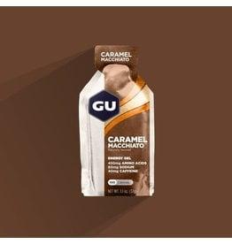 GU Energy Labs GU, Gel, Caramel Macchiato, Single
