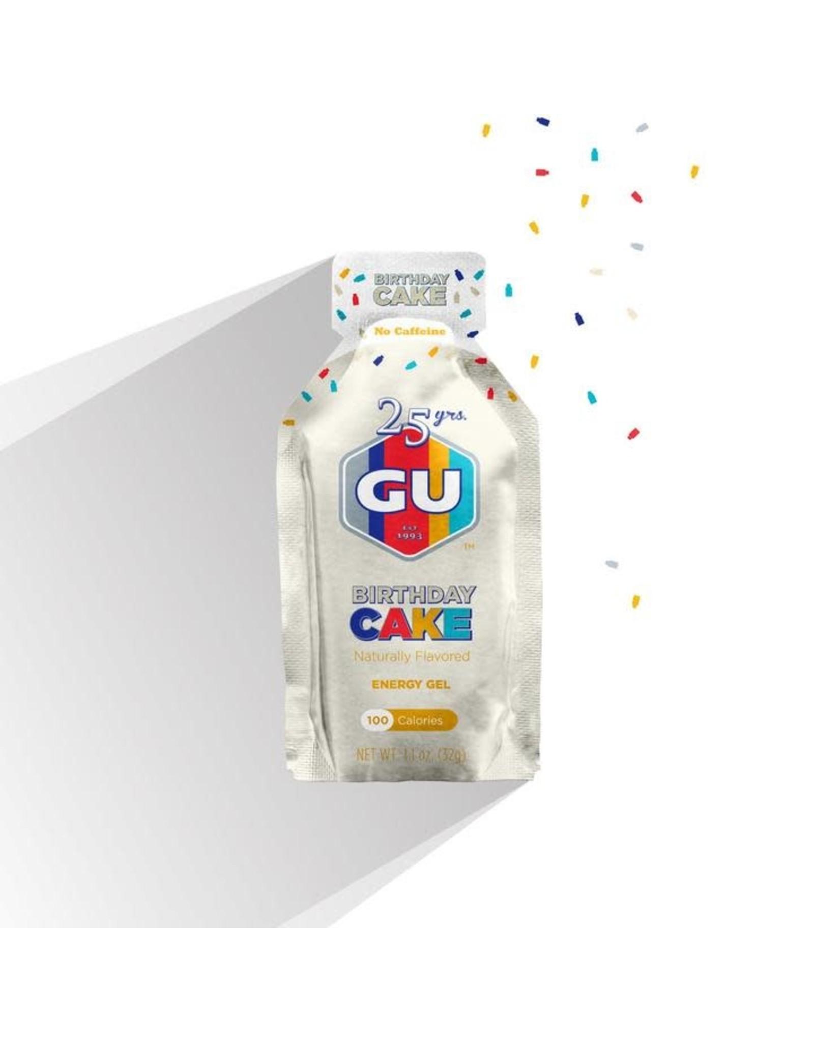 GU Energy Labs GU, Gel, Birthday Cake, Single