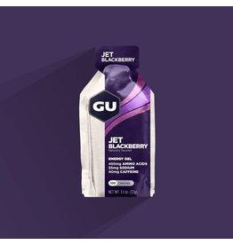 GU Energy Labs GU, Gel, Jet Blackberry, Single