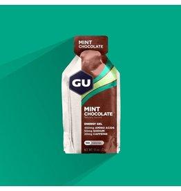 GU Energy Labs GU, Gel, Mint Chocolate, Single