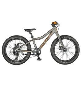SCOTT BICYCLES '21, SCOTT, Roxter 20, Raw Alloy