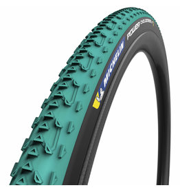 Michelin Michelin, Power Cyclocross Jet, 700x33C, Folding, Tubeless Ready, Green Compound