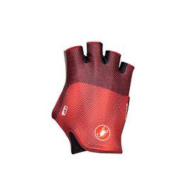 Castelli Rosso Corsa Pave glove, wmn