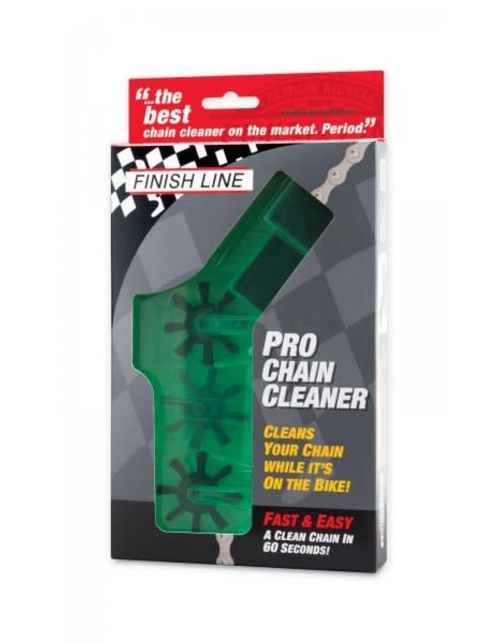 FINISH LINE FINISH LINE,  SHOP QUALITY CHAIN CLEANER