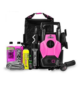 Muc-Off Muc-Off, Pressure Washer Bike Bundle Kit