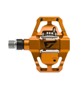 TIME TIME SPECIALE 8 ENDURO/DH PEDAL ATAC STL HOL ORANGE