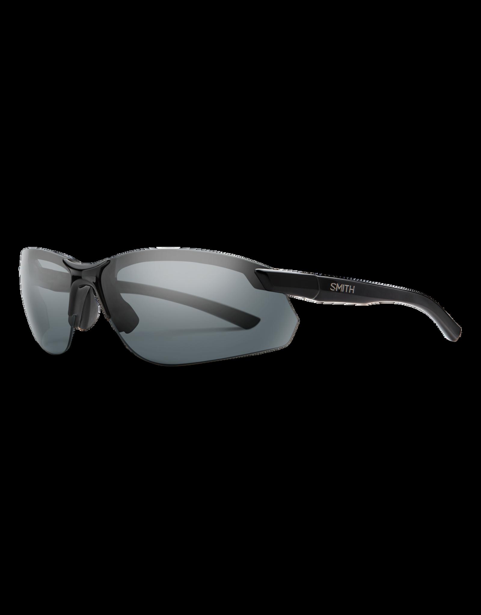Smith SMITH, Sunglasses Parallel Max 2 , Black Frame, Polar. Grey Lens