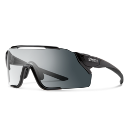 Smith Optics SMITH, Sunglasses, Attack Mag MTB, Black Frame, Photochromic Clear/Grey Lens