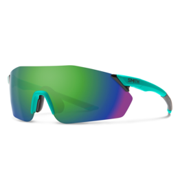 Smith SMITH, Sunglasses, Reverb, Matte Jade Frame, Chromapop Green Mirror Lens