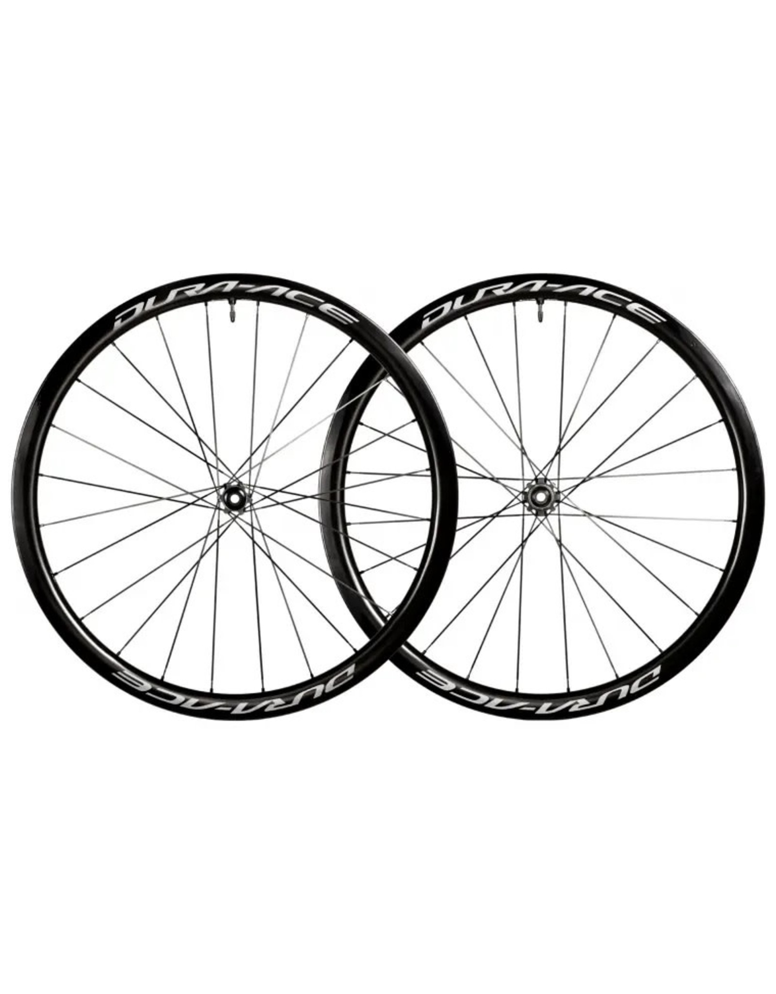 Shimano Dura-Ace WH-R9170-C40-TL 40mm Carbon Clincher, CL DISC, PAIR