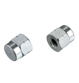 Tacx Tacx, T1416, Axle nut 3/8'' (set of 2)