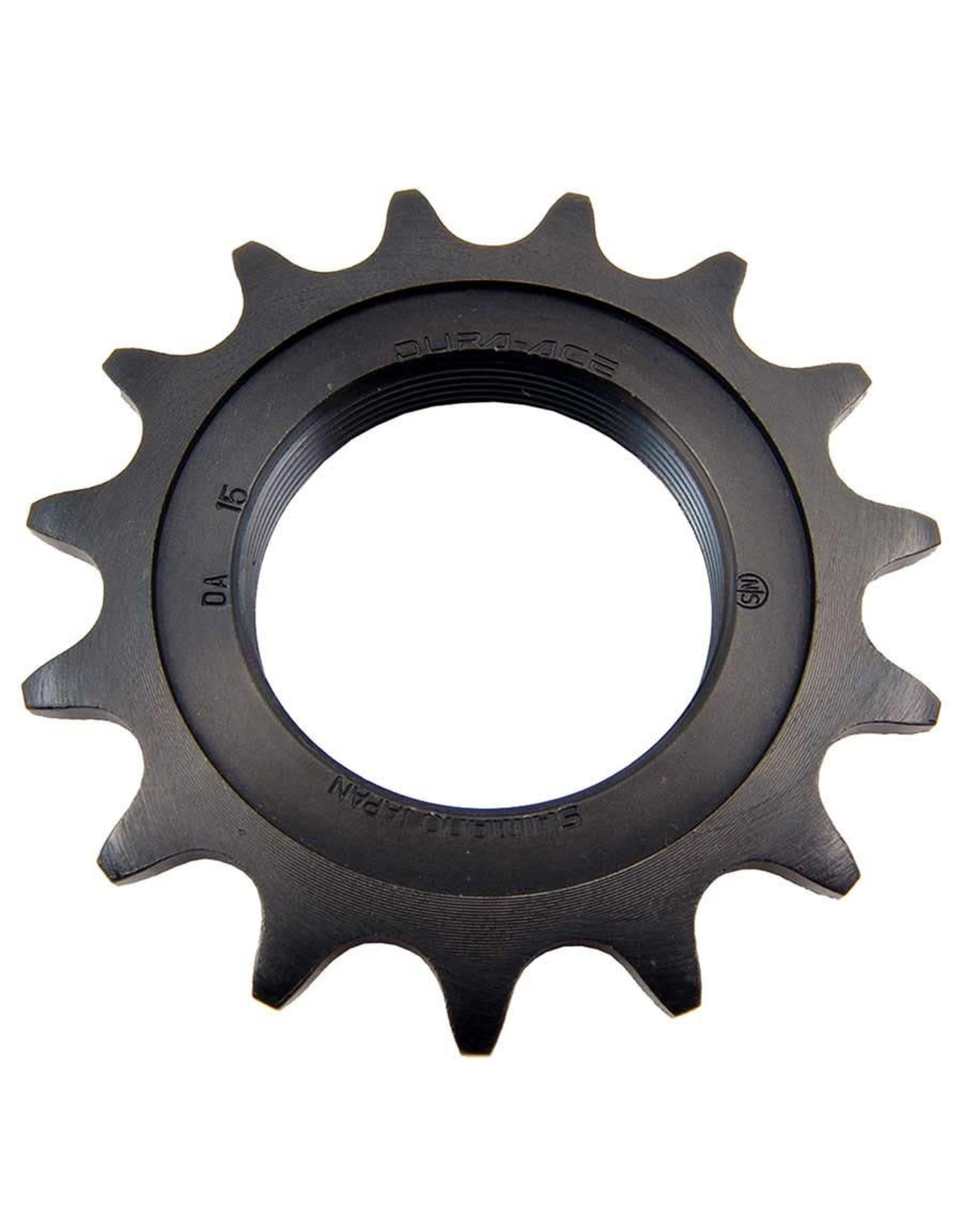 Shimano Shimano, Dura Ace 7600, Fixed cog, 15T, For 1/8'' chain