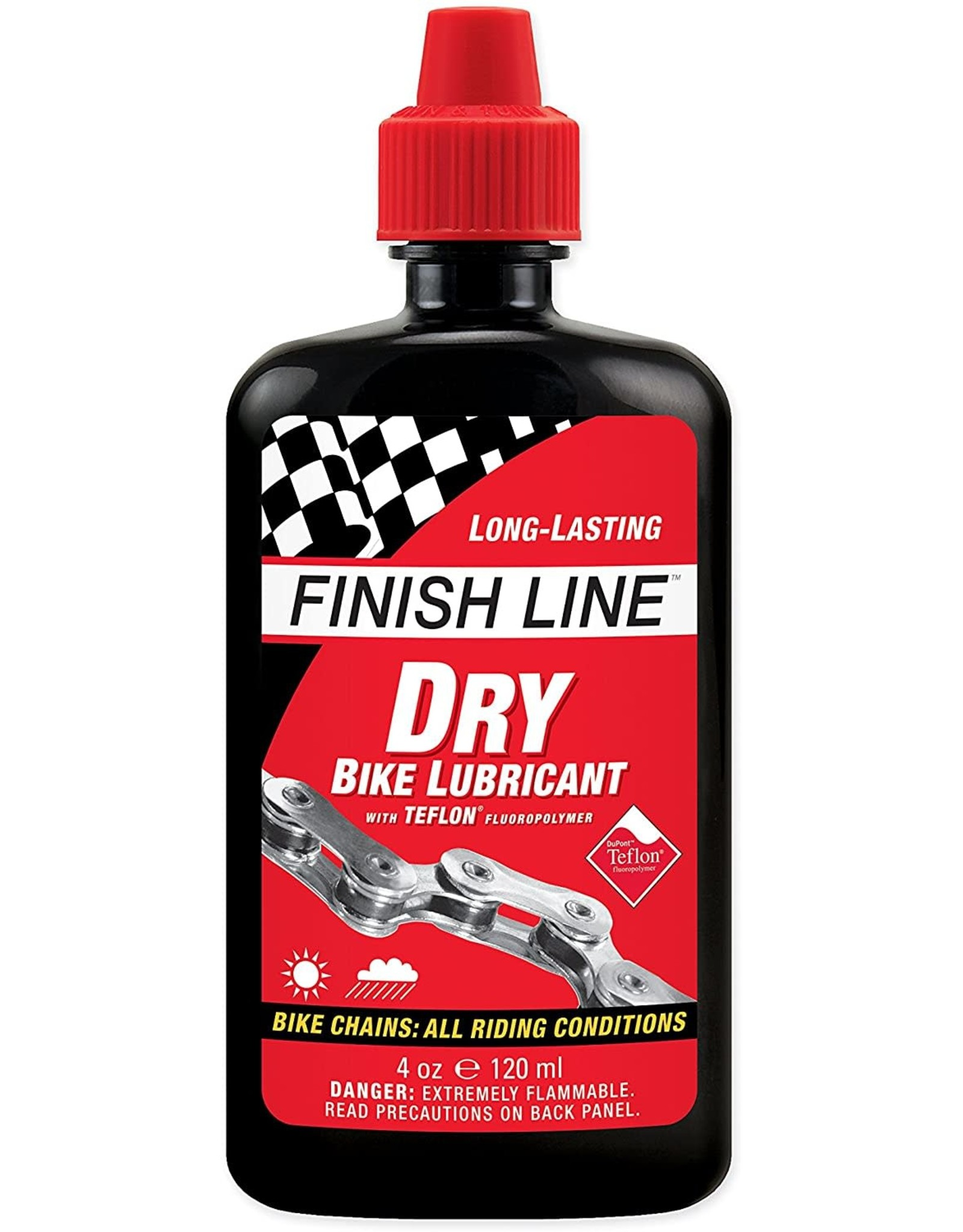 FINISH LINE FINISH LINE, DRY LUBE 4OZ
