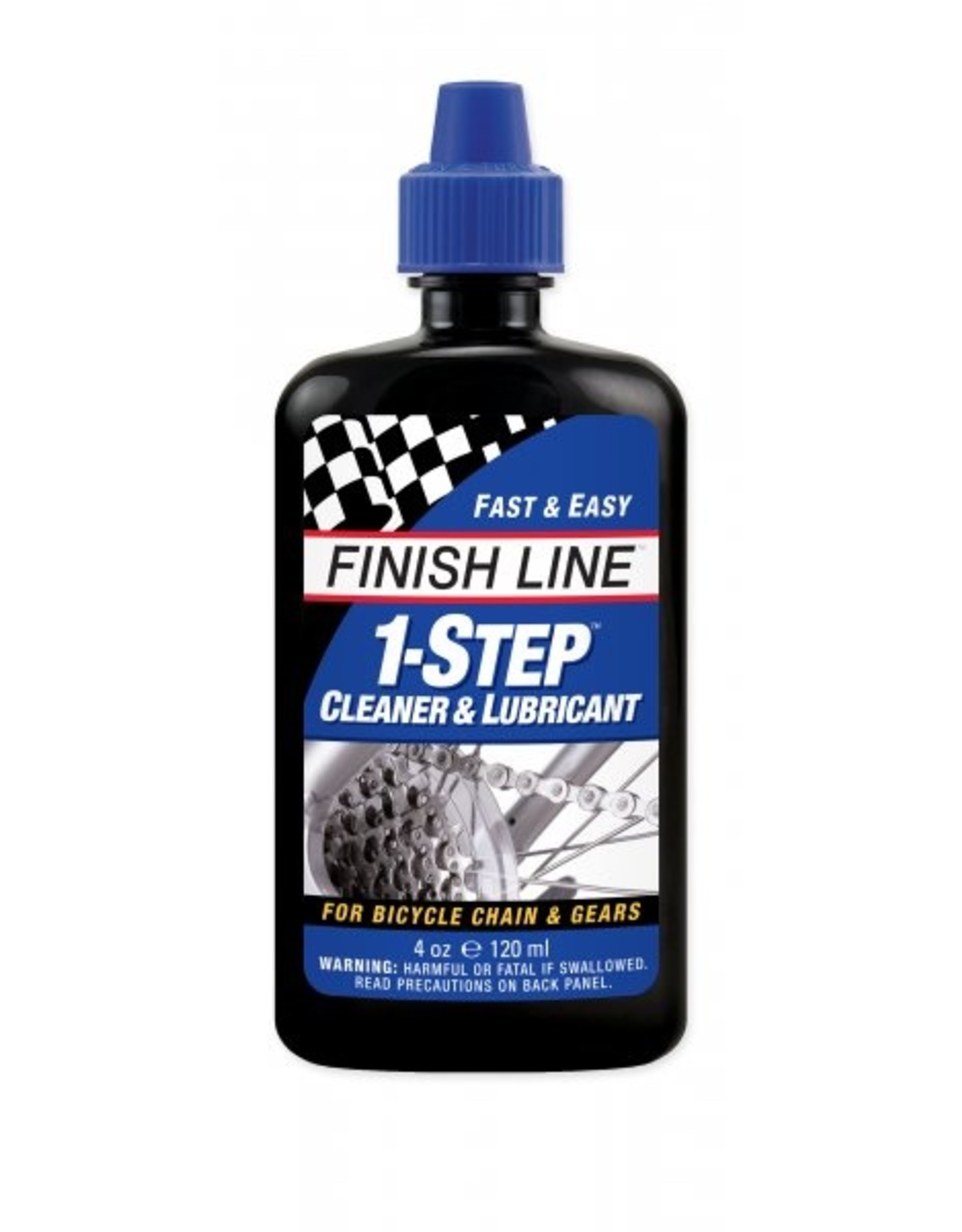 FINISH LINE FINISH LINE, 1-STEP CLE & LUB 4OZ