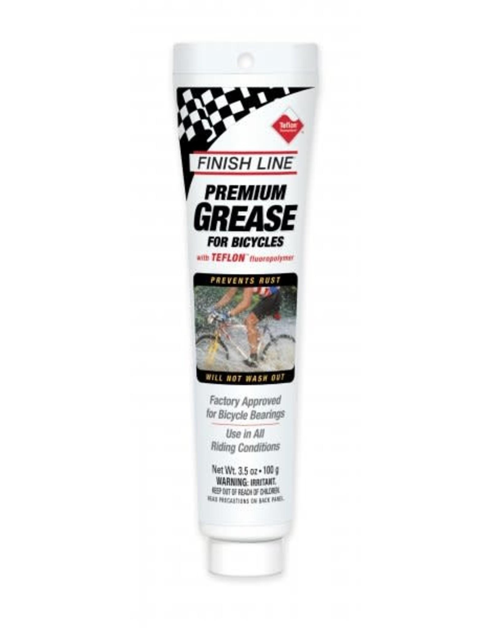 FINISH LINE FINISH LINE, Premium Synthetic Grease 3.5oz