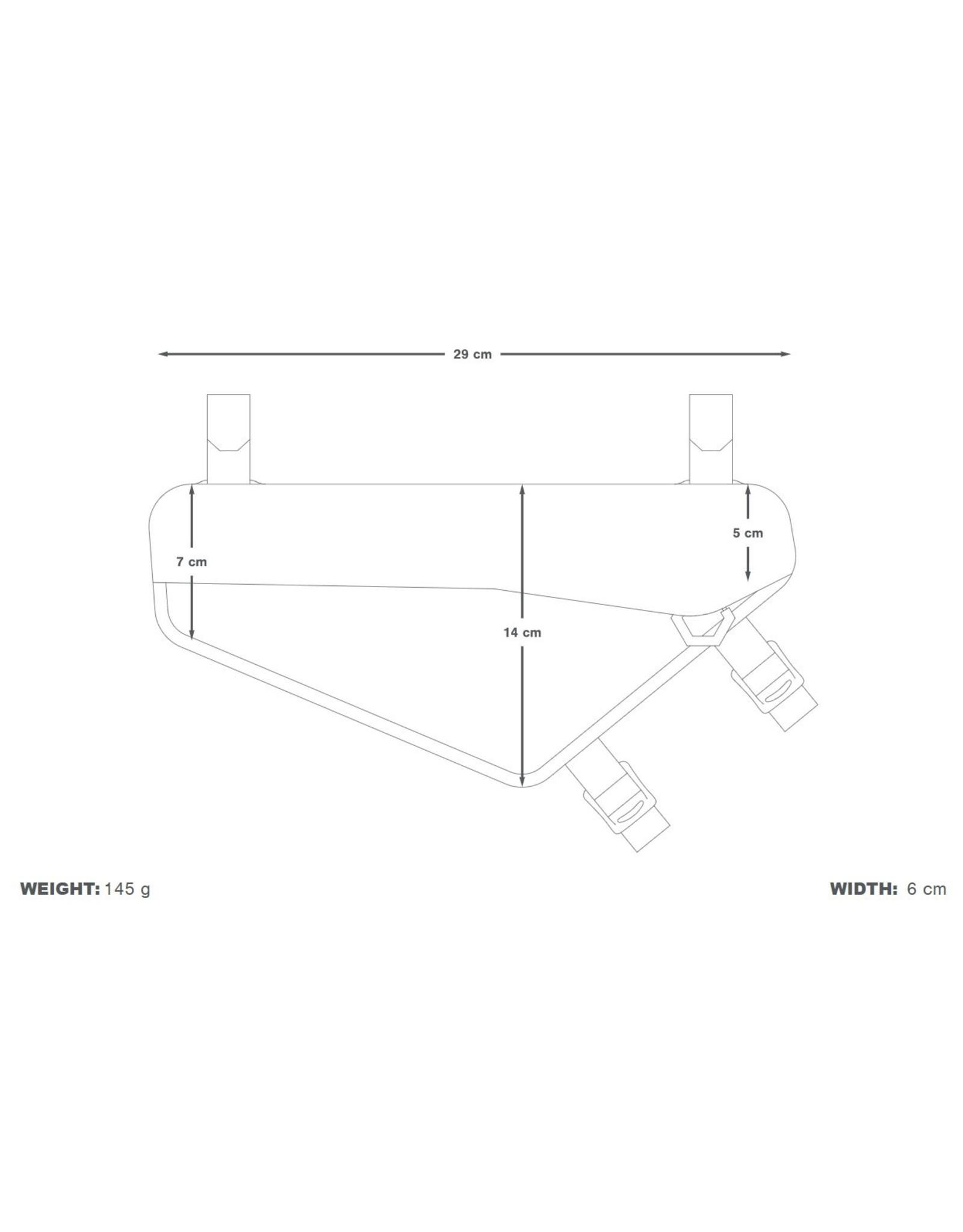 Apidura APIDURA, Racing Frame Pack, 2.4L