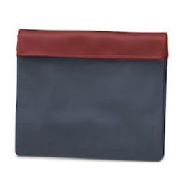 Linus LINUS, SHOPPER BAG NAVY/RED