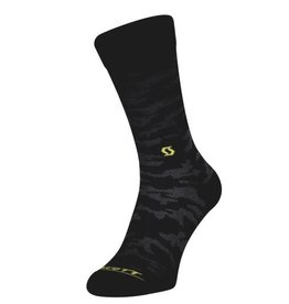 Scott SCOTT, Trail Camo Crew Sock, Assorted Colours