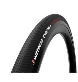 Vittoria VITTORIA, Tubular Tire, Corsa Control, 700x25C, Black
