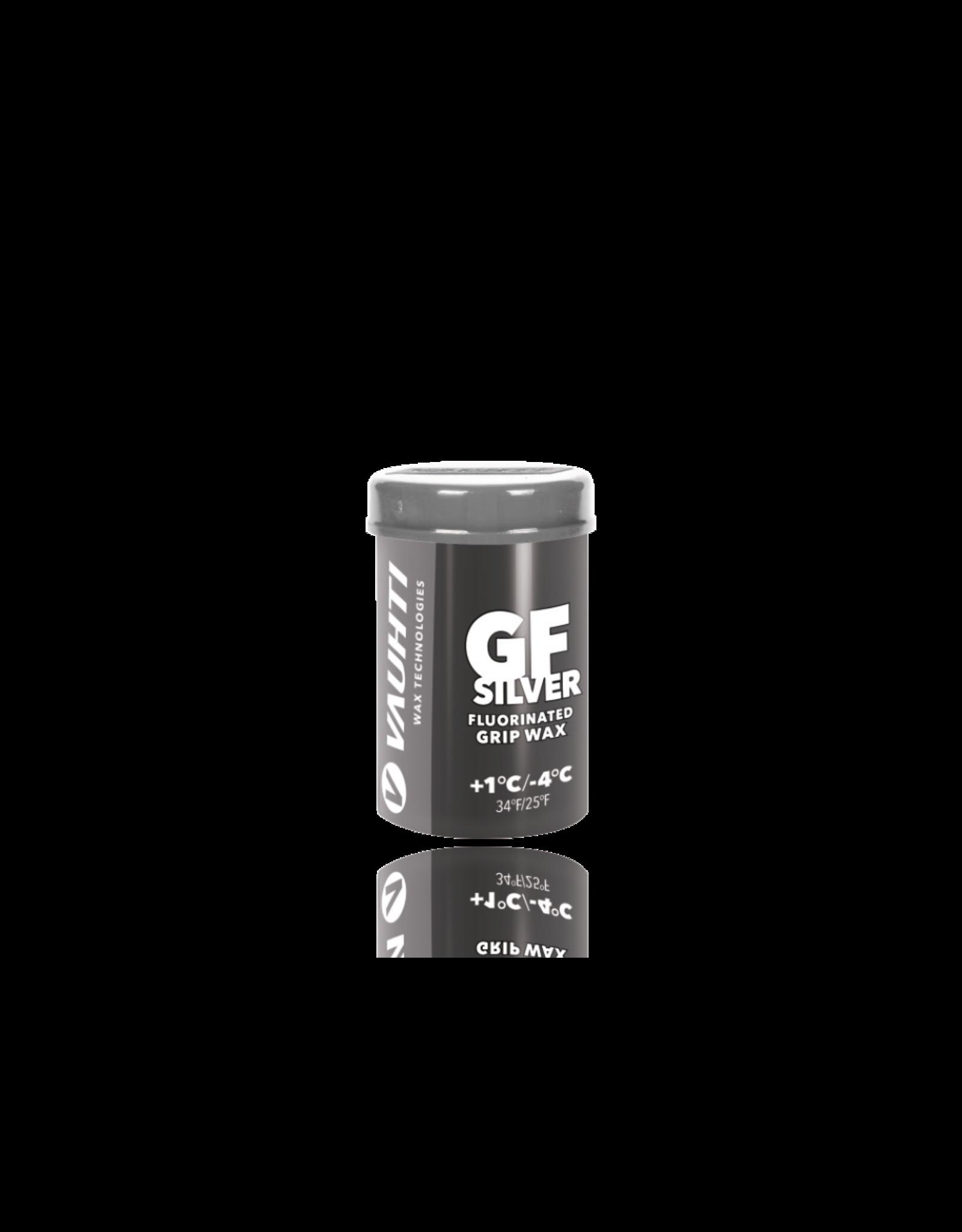 Vauhti VAUHTI, GF Silver, Grip Wax, Fluor