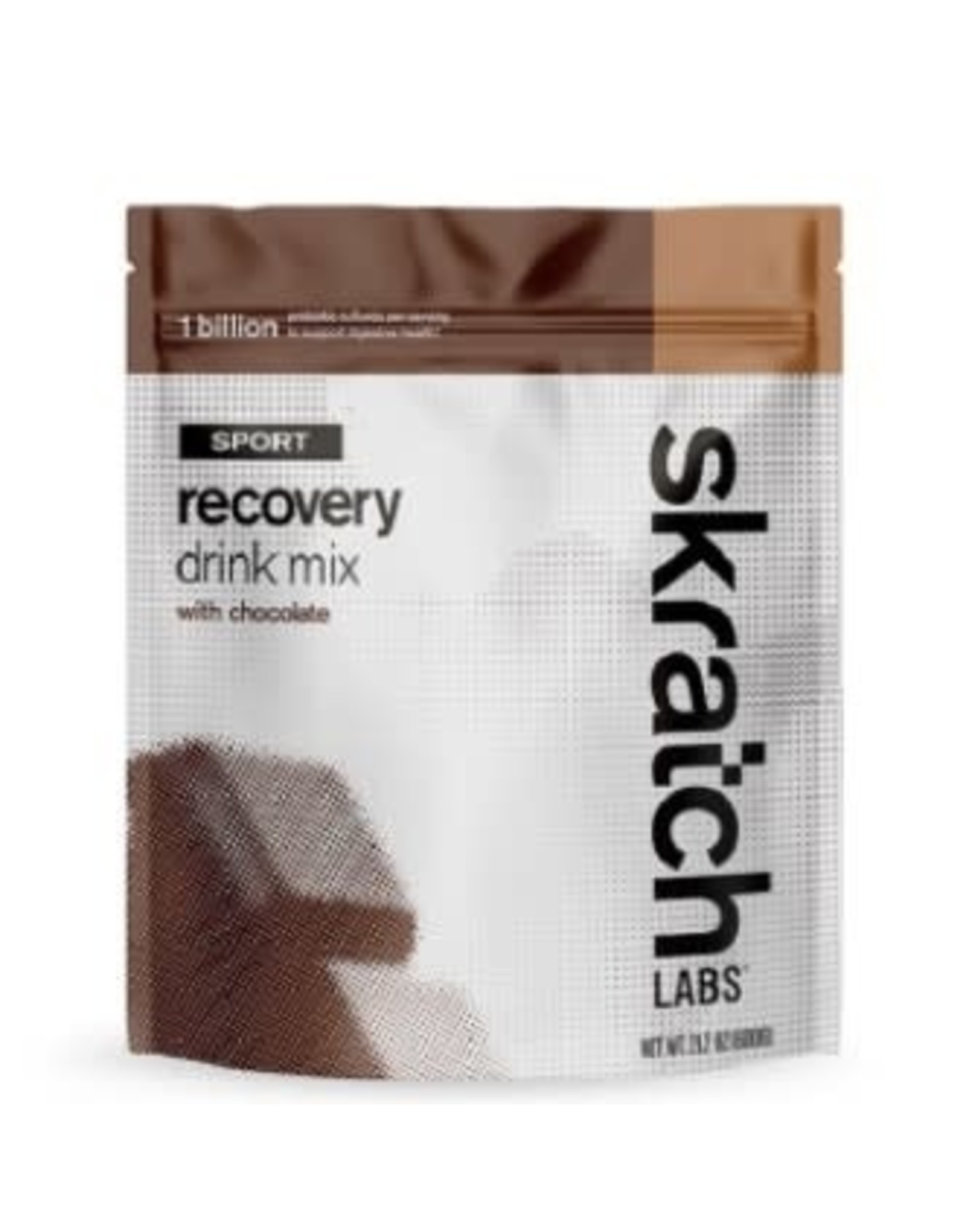 Skratch Labs SKRATCH, Recovery Mix, Chocolate, 1200g / 24 Servings