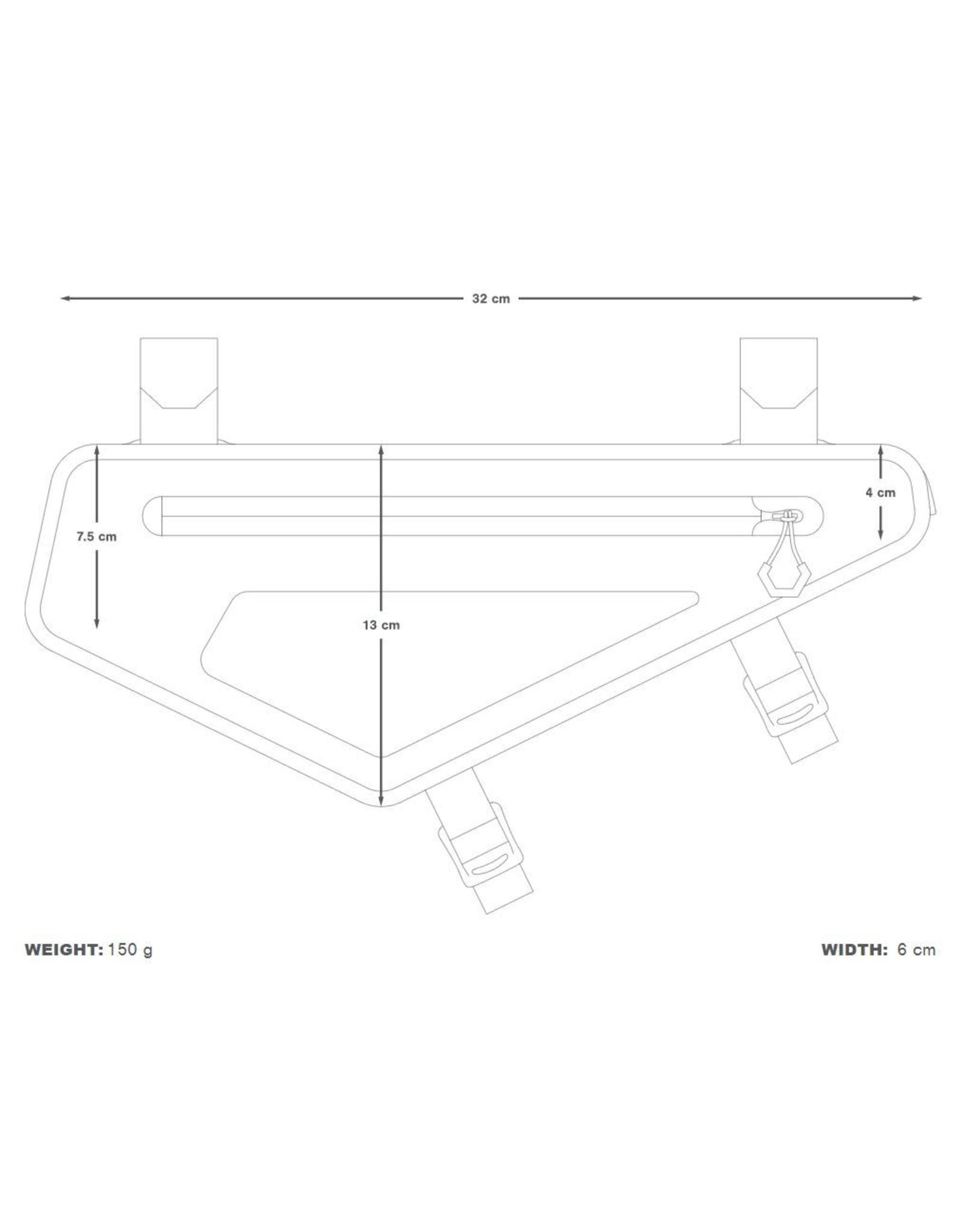 Apidura APIDURA, Backcountry Frame Pack, 2L