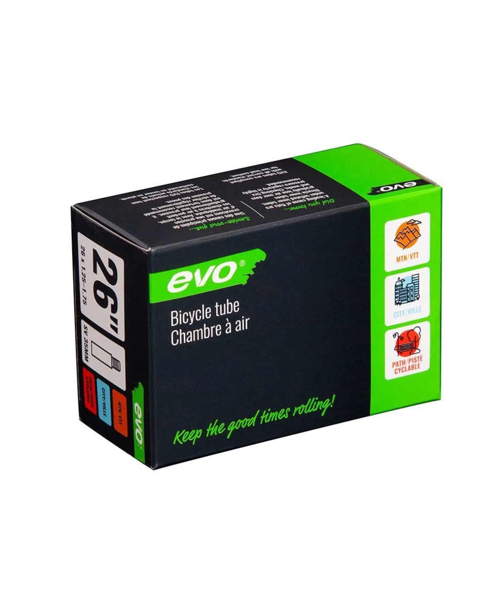 EVO EVO, Tube, 26x1.25-1.75, Schrader, 48mm