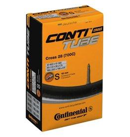 Continental CONTI, Tube, 700X25-32, Presta, 42mm, Race Wide