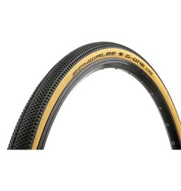 SCHWALBE SCHWALBE, G-One Allround, Tire, 700x38C, Folding, Tubeless Ready, Addix, RaceGuard, 67TPI, Tanwall