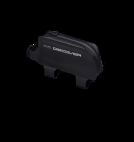 Pro PRO, Team Gravel Top Tube Bag, 0.7 L, Black