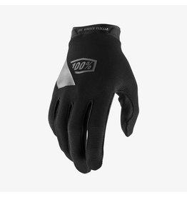 100% '21, 100%, Ridecamp Gloves, Black