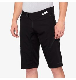 100% '21, 100%, Airmatic Shorts, Men's, Black