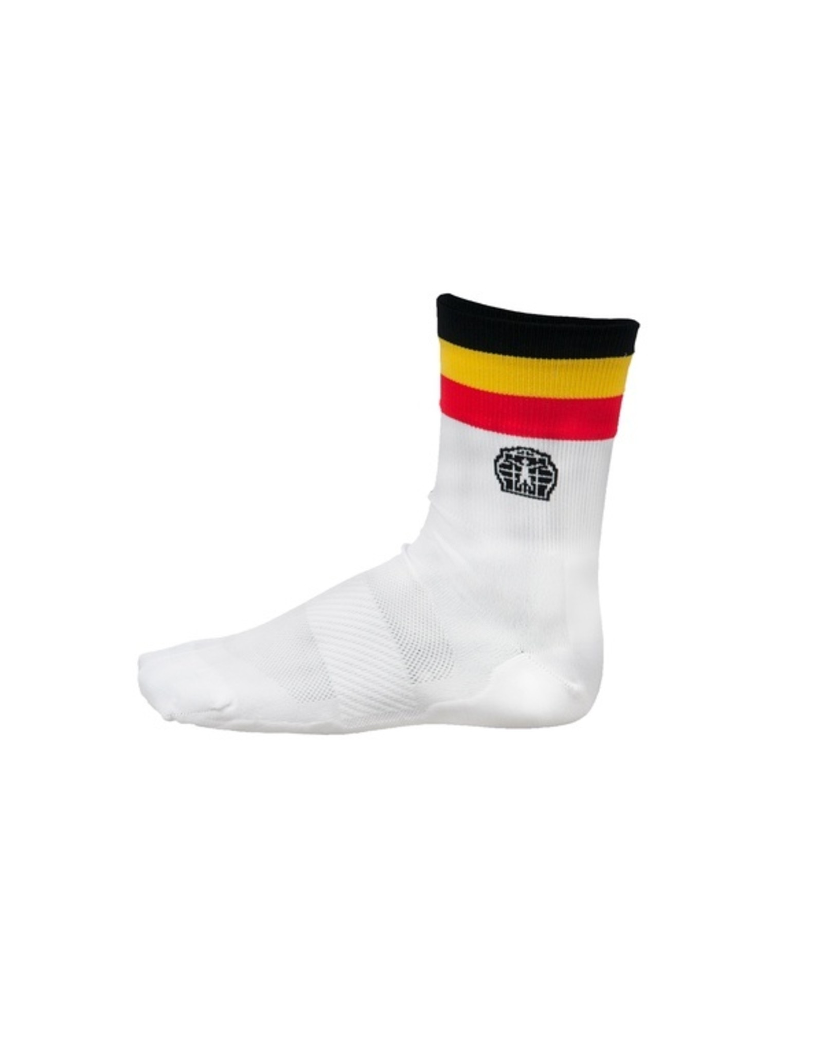 Bioracer '21, BIORACER, Belgium Sock White
