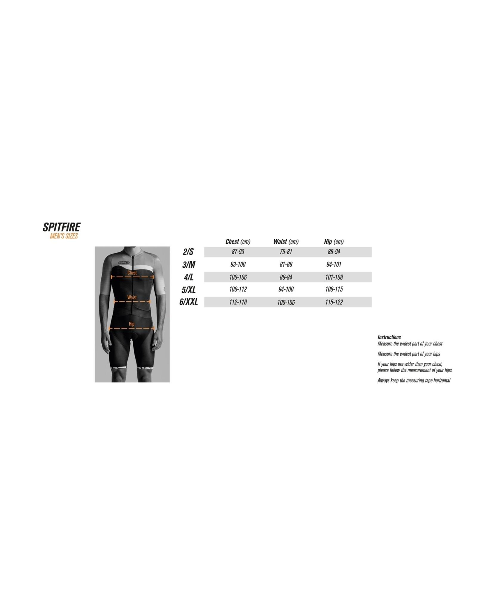 Bioracer '21, BIORACER, Netherlands Bodyfit SS Jersey