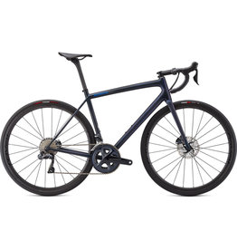 Specialized '21, SPECIALZIED, Aethos Pro, 56, Satin Blue Murano/Carbon/Cobalt