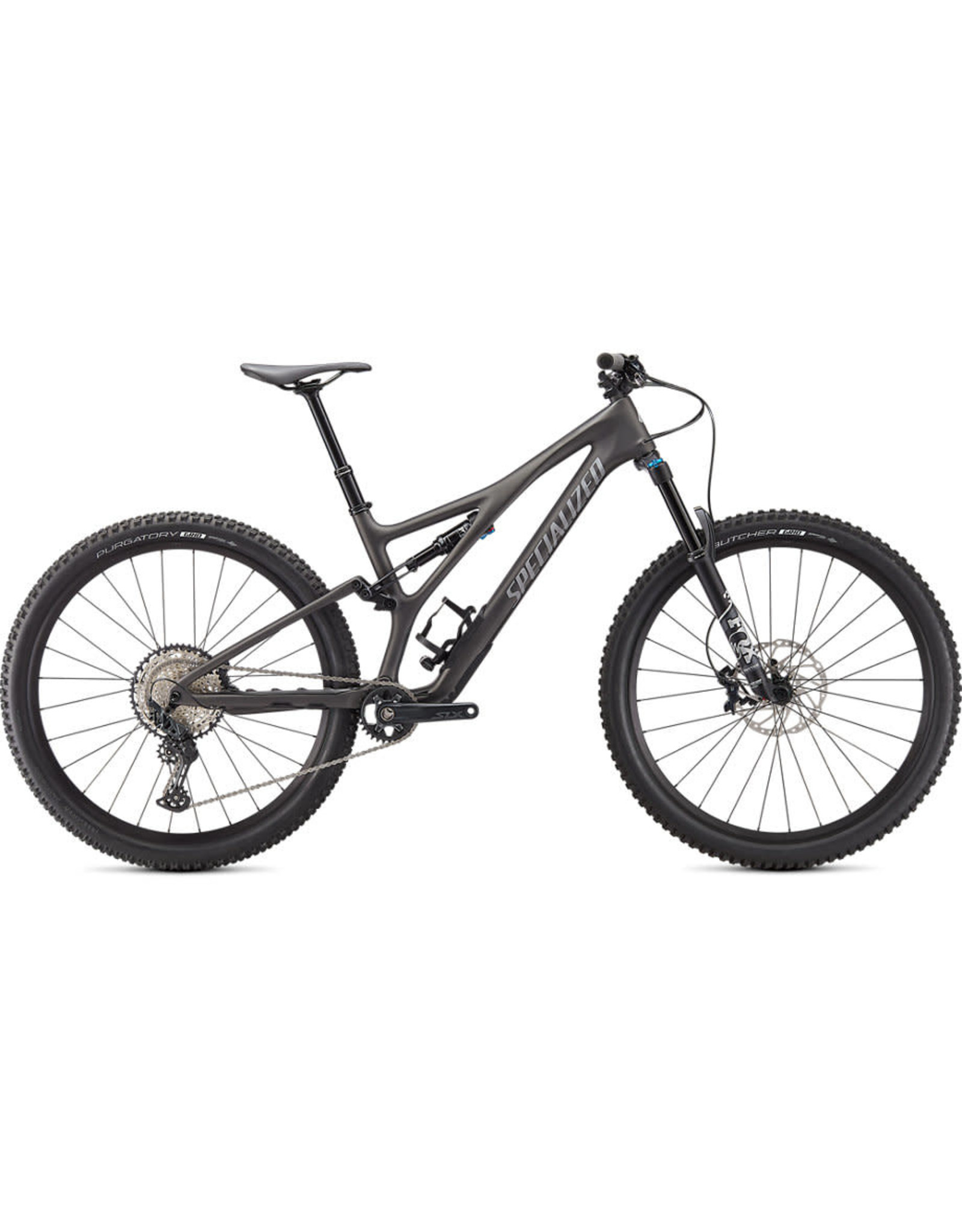 Specialized 21' Specialized Stumpjumper Comp, Smoke Satin/Cool Grey