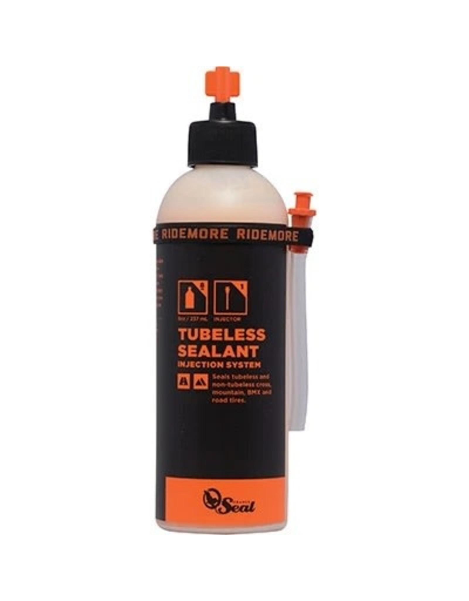 Orange Seal ORANGE, SEAL TIRE SEALANT 4OZ REGULAR WITH INJECTION SYSTEM