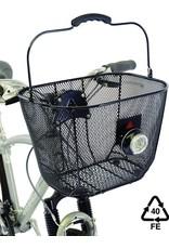 AXIOM AXIOM, Basket, FRESH-MESH DLX BLACK