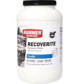 Hammer Nutrition HAMMER, Recoverite, Vanilla, (32 Servings)