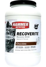 Hammer Nutrition HAMMER, Recoverite, Chocolate, (32 Servings)