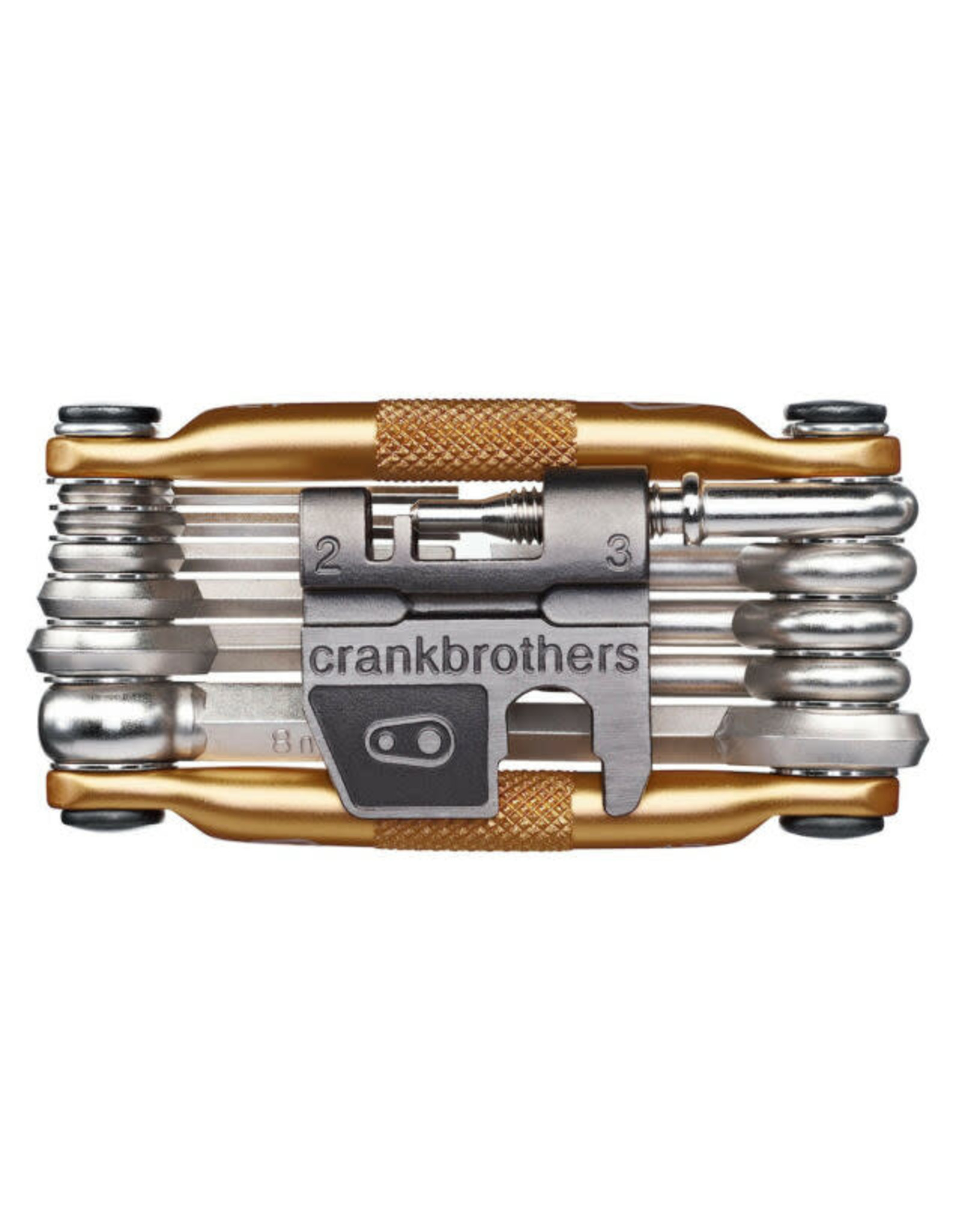 Crankbrothers CRANKBROTHERS, Tool,  Multi 17  - Gold