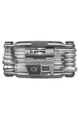 Crankbrothers CRANKBROTHERS, Tool,  Multi 17 - Nickel