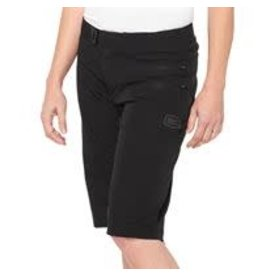 100% '21, 100%, Airmatic Shorts, Women's, Black
